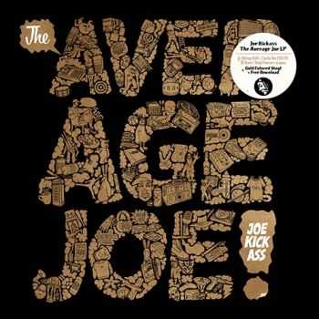 Joe Kickass - The Average Joe (2014)