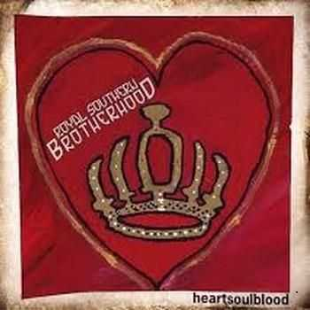 Royal Southern Brotherhood - Heartsoulblood (2014)