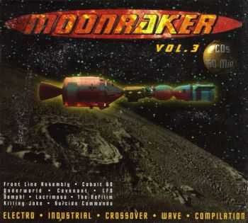 VA - Moonraker Vol. 3 (1997)