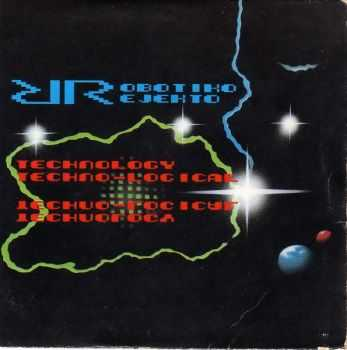 Robotiko Rejekto - Technology (Maxi-Single) (1992)