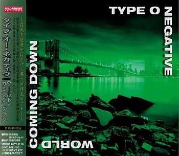 Type O Negative - World Coming Down (Japan Edition) (1999)