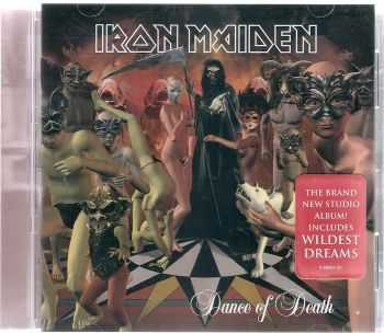 Iron Maiden - Dance Of Death (2003) [LOSSLESS]