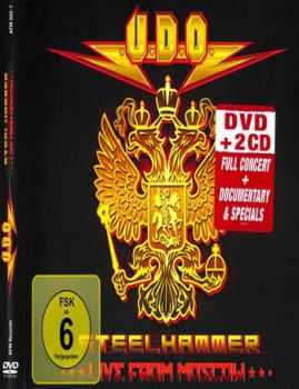U.D.O. - Steelhammer - Live From Moscow 2014(DVD5)