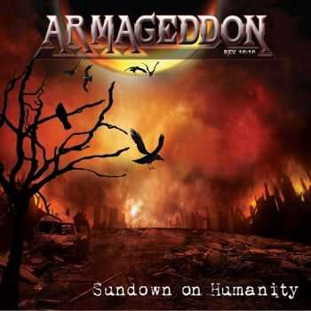 Armageddon Rev. 16:16 - Sundown On Humanity (2014)