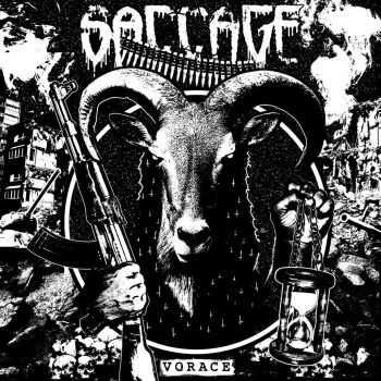 Saccage - Vorace, EP (2014)