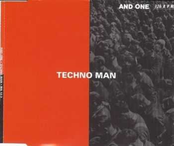 And One - Techno Man (1991) [LOSSLESS]