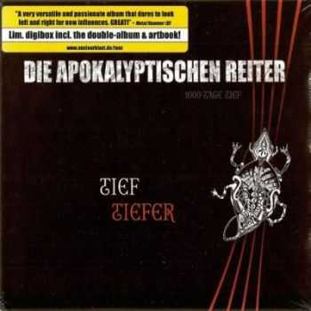 Die Apokalyptіschen Reіter - Tіef.Tіefer (Limited Edition) (2014) (Lossless)