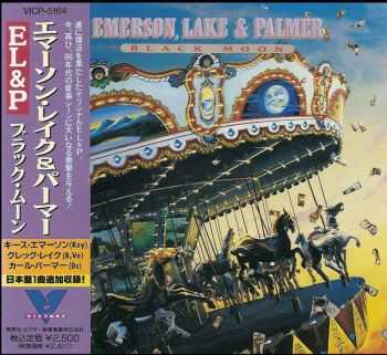 Emerson, Lake & Palmer - Black Moon (1992) [LOSSLESS]