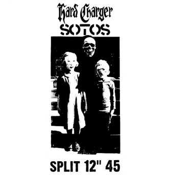 Hard Charger & SOTOS - Split (2014)