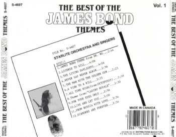 Starlite Orchestra And Singers - OST - The Best Of The James Bond Themes Vol.1 & Vol.2 (1992)