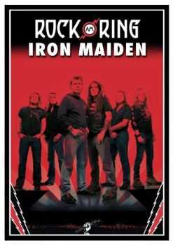 Iron Maiden - Live At Rock am Ring 2014 (DVD5)