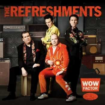 The Refreshments - Wow Factor (2014)