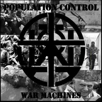 Population Control - War Machines (2014)