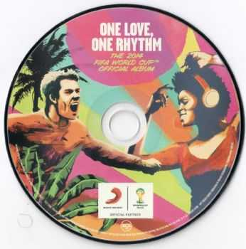 VA - One Love, One Rhythm/ The 2014 World Cup Official Album (2014)