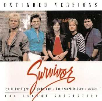 Survivor - Extended Versions (2004) Mp3+Lossless