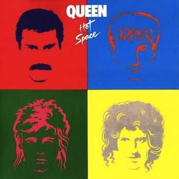 Queen - Hot Space (1982) Lossless