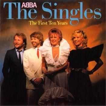 ABBA - The Singles The First Ten Years (Polydor, 2CD,1982) 1984