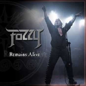 Fozzy - Remains Alive (Live) (2011)