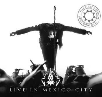 Lacrimosa - Live In Mexico City (The First Edition) (2014)