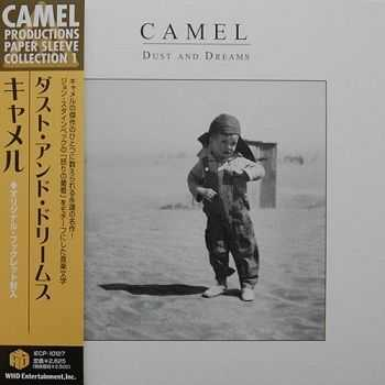 Camel - Dust And Dreams (Japan Edition) (2007)