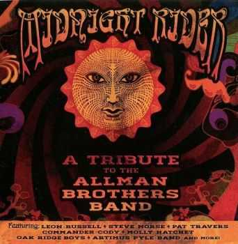 VA - Midnight Rider: A Tribute To The Allman Brothers Band (2014)