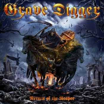Grave Digger - Return Of The Reaper (Limited Edition Mediabook) (2014)