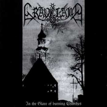 Graveland - In The Glare Of Burning Churches (1996) [LOSSLESS]