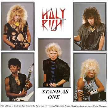 Holy Right - Stand As One (1986)