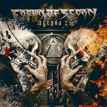 Crown Of Scorn - Agenda 21 (2014)