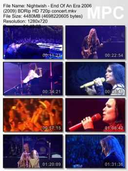 Nightwish - End Of An Era 2006 (2009) BDRip HD 720p