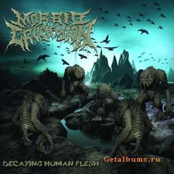 Morbid Crucifixion - Decaying Human Flesh (2014)