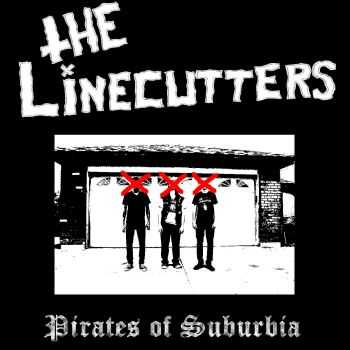 The Linecutters - Pirates of Suburbia EP (2014)