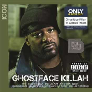 Ghostface Killah - Icon (2014)