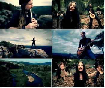 Eluveitie - The Call Of The Mountains (VIDEO) (2014)