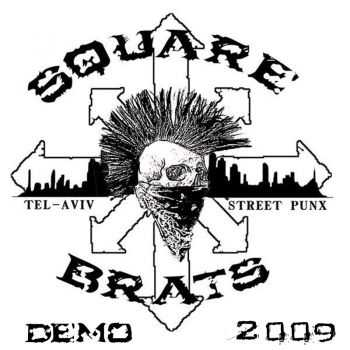 SQUARE BRATS - demo (2009)