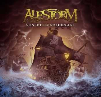 Alestorm - Sunset on the Golden Age (Limited Edition) (2014)