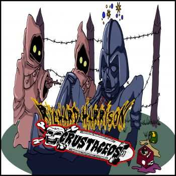 Richard Harriso / xLos Crustaceosx - Split (2011)