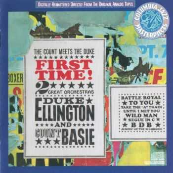 Ellington/ Basie - First Time! The Count Meets The Duke (1987)