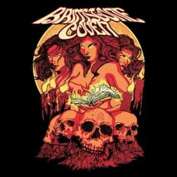 Brimstone Coven - Brimstone Coven (2014)