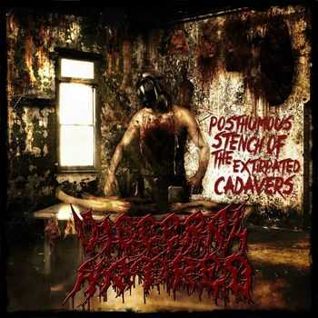 Visceral Hatred - Posthumous Of The Extirpated Cadavers (2014)