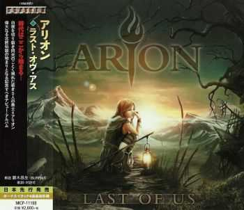 Arion - Last Of Us (2014) Japanese Edition
