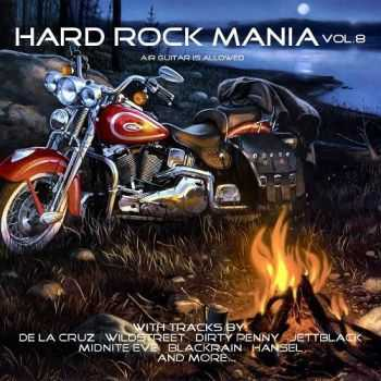 VA - Hard Rock Mania Vol. 8 (2014)