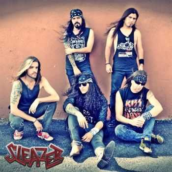 Sleazer - Comming To Get You 2013