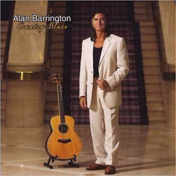 Alan Barrington - Country Blues 2014