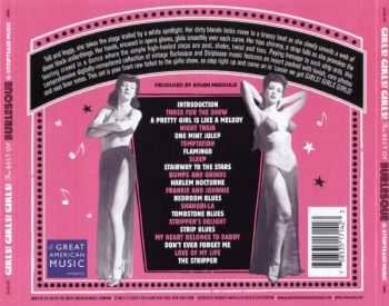 The Johnny Staccato Band - Girls! Girls! Girls! The Best of Burlesque & Striptease Music (2008)