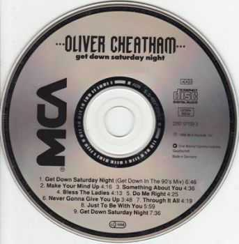 Oliver Cheatham - Get Down Saturday Night (1990)