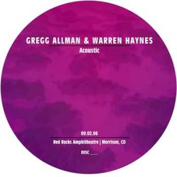 Warren Haynes & Gregg Allman - Acoustic (2006) [Lossless+Mp3]