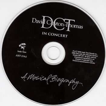 David Clayton-Thomas - In Concert-A Musical Biography (2006)