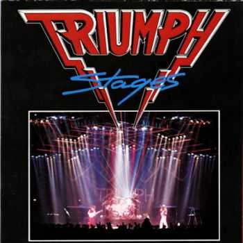 Triumph - Stages (1985)