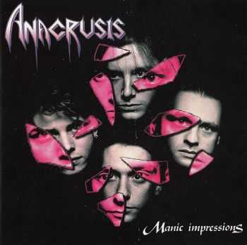 Anacrusis - Manic Impressions (1991) LOSSLESS+MP3